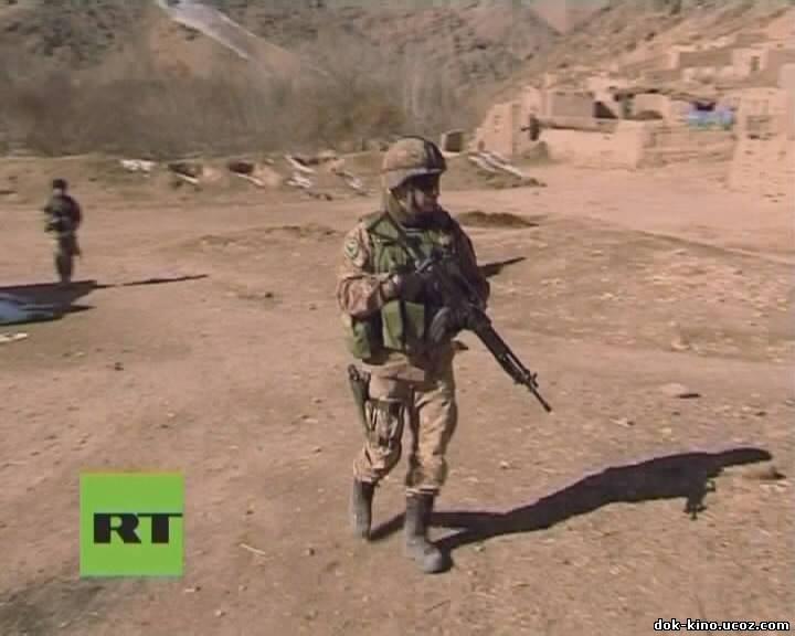Фильмы о афганской войне
